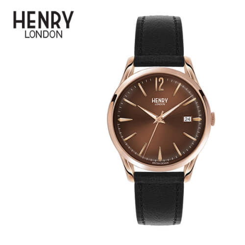 [헨리런던 HENRY LONDON] HL39-S-0048 Harrow(해로우) 38.5mm